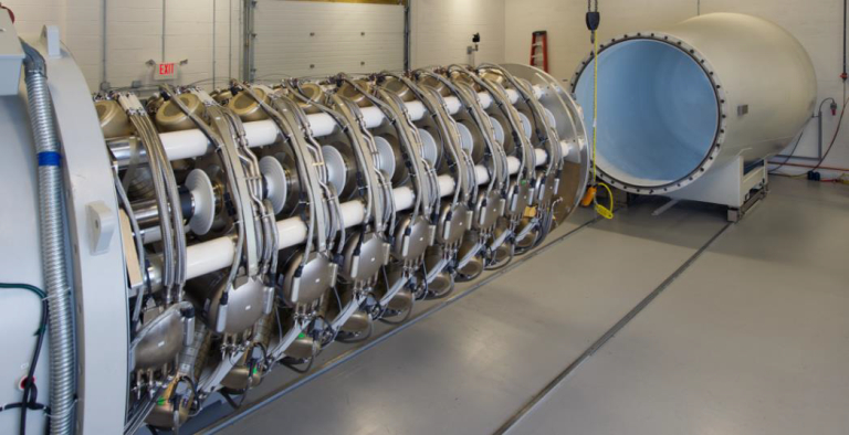 Neutron Therapeutics proton accelerator